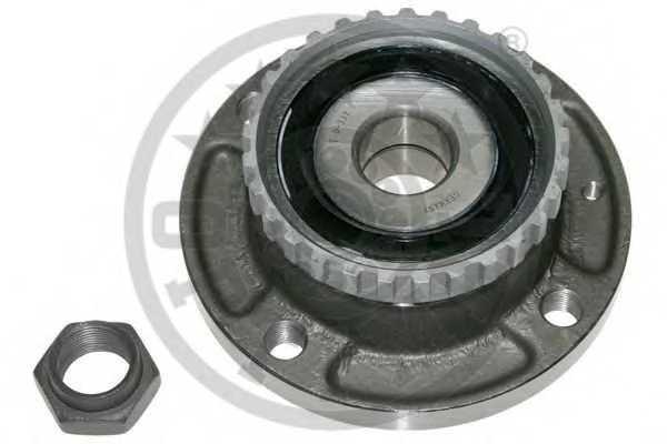 Комплект подшипника ступицы колеса OPTIMAL 602314 - изображение