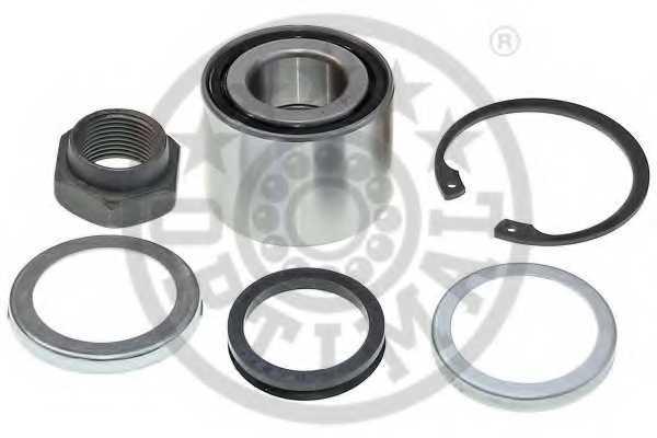 Комплект подшипника ступицы колеса OPTIMAL 726299 / 602320 - изображение
