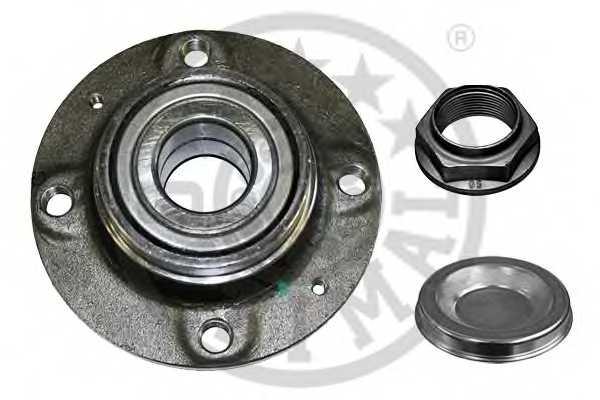 Комплект подшипника ступицы колеса OPTIMAL 602337 - изображение