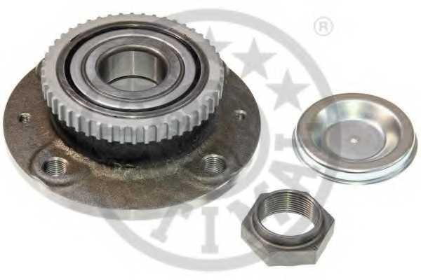 Комплект подшипника ступицы колеса OPTIMAL 602339 - изображение