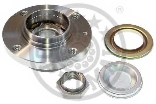 Комплект подшипника ступицы колеса OPTIMAL 602340 - изображение 1