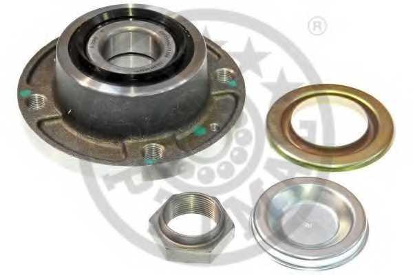 Комплект подшипника ступицы колеса OPTIMAL 602340 - изображение