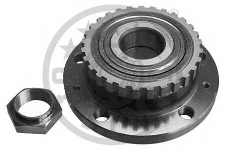 Комплект подшипника ступицы колеса OPTIMAL 602344 - изображение