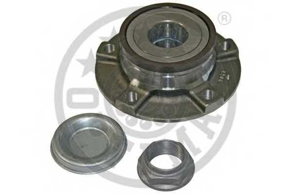 Комплект подшипника ступицы колеса OPTIMAL 602681 - изображение