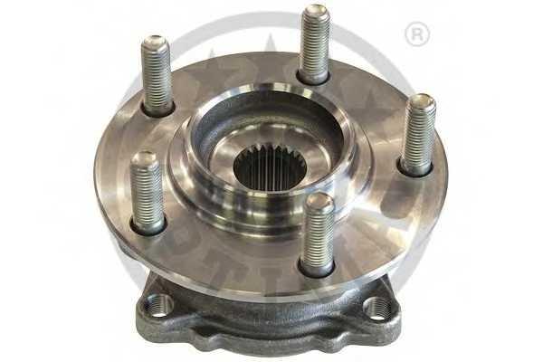 Комплект подшипника ступицы колеса OPTIMAL 602702 - изображение 1