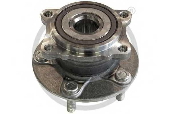 Комплект подшипника ступицы колеса OPTIMAL 602702 - изображение