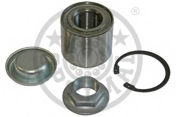 Комплект подшипника ступицы колеса OPTIMAL 602745 - изображение