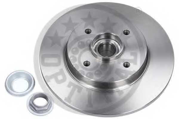 Тормозной диск OPTIMAL 602745BS2 - изображение 1