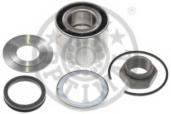 Комплект подшипника ступицы колеса OPTIMAL 602858 - изображение