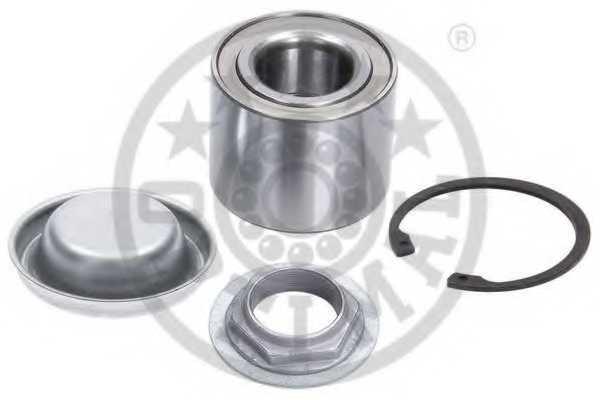 Комплект подшипника ступицы колеса OPTIMAL 602883 - изображение
