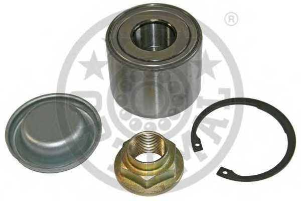 Комплект подшипника ступицы колеса OPTIMAL 602893 - изображение