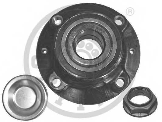 Комплект подшипника ступицы колеса OPTIMAL 602955 - изображение