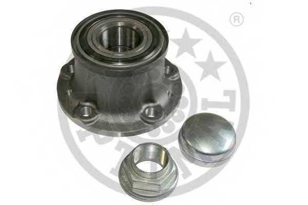 Комплект подшипника ступицы колеса OPTIMAL 602973 - изображение