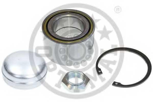 Комплект подшипника ступицы колеса OPTIMAL 681375 - изображение