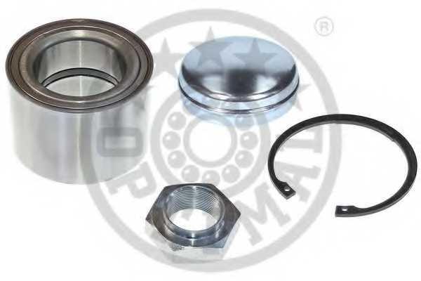 Комплект подшипника ступицы колеса OPTIMAL 681471 - изображение