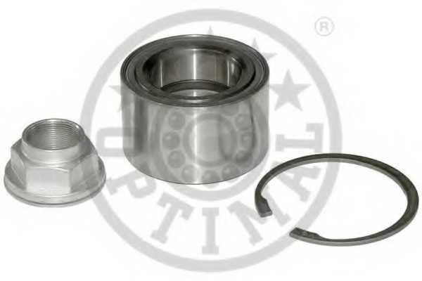 Комплект подшипника ступицы колеса OPTIMAL 681905 - изображение