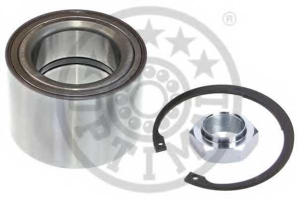 Комплект подшипника ступицы колеса OPTIMAL 681926 - изображение