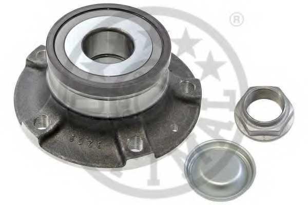 Комплект подшипника ступицы колеса OPTIMAL 682258 - изображение