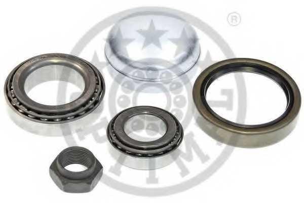 Комплект подшипника ступицы колеса OPTIMAL 682327 - изображение