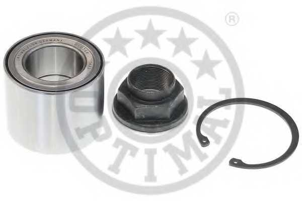 Комплект подшипника ступицы колеса OPTIMAL 682437 - изображение