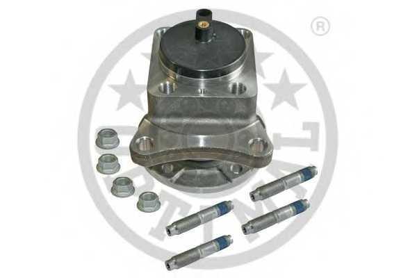 Комплект подшипника ступицы колеса OPTIMAL 682757 - изображение