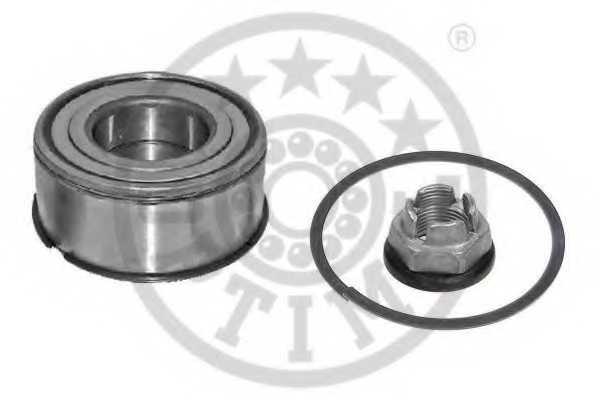 Комплект подшипника ступицы колеса OPTIMAL 700245 - изображение