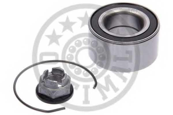 Комплект подшипника ступицы колеса OPTIMAL 700310 - изображение
