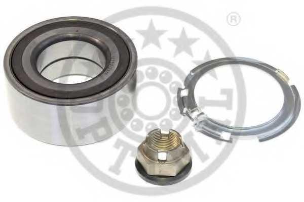 Комплект подшипника ступицы колеса OPTIMAL 701247 - изображение