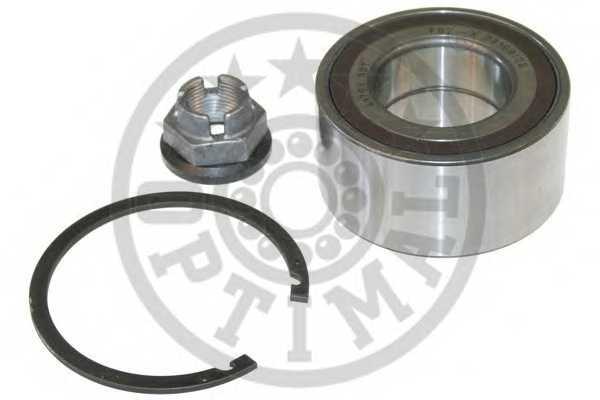 Комплект подшипника ступицы колеса OPTIMAL 701283 - изображение
