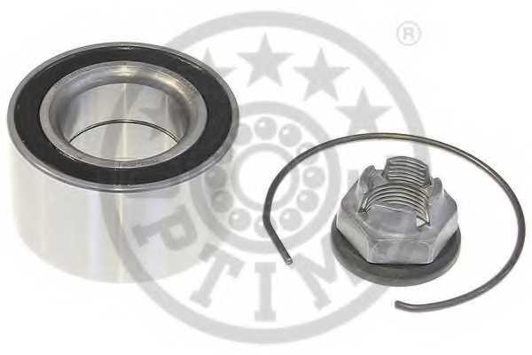 Комплект подшипника ступицы колеса OPTIMAL 701302 - изображение