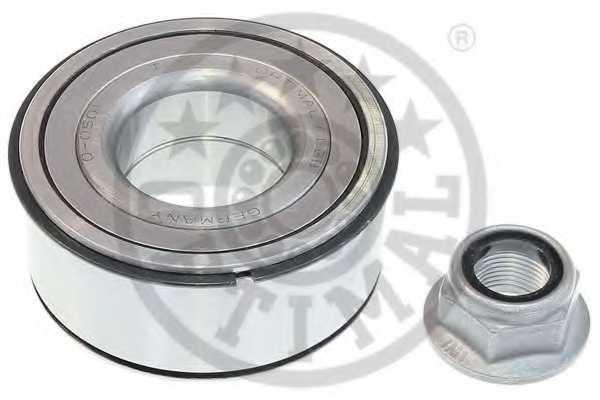 Комплект подшипника ступицы колеса OPTIMAL 701307 - изображение
