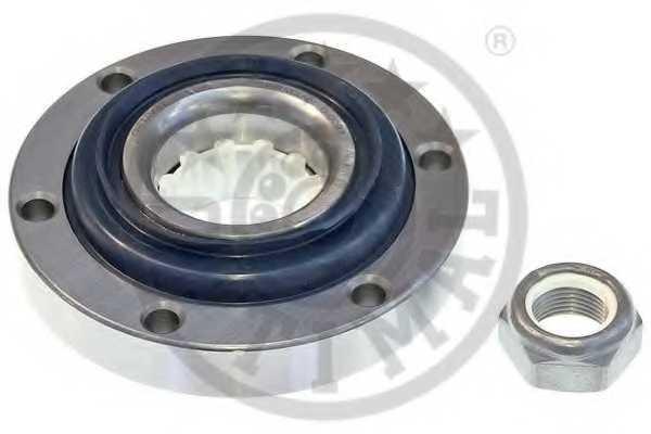 Комплект подшипника ступицы колеса OPTIMAL 701326 - изображение