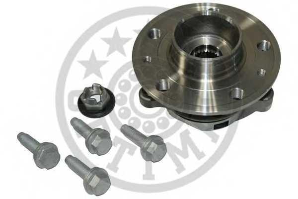 Комплект подшипника ступицы колеса OPTIMAL 701395 - изображение 1