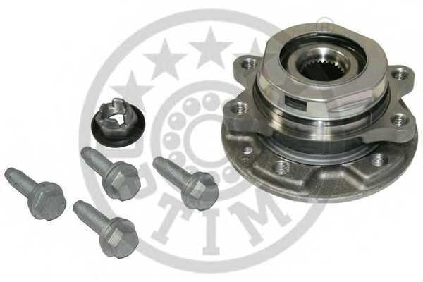 Комплект подшипника ступицы колеса OPTIMAL 701395 - изображение