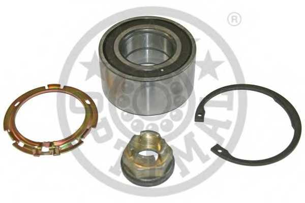 Комплект подшипника ступицы колеса OPTIMAL 701837 - изображение