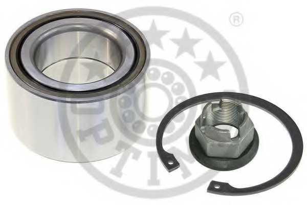 Комплект подшипника ступицы колеса OPTIMAL 701849 - изображение