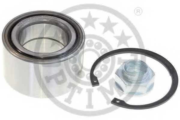 Комплект подшипника ступицы колеса OPTIMAL 701860 - изображение