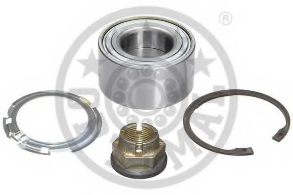 Комплект подшипника ступицы колеса OPTIMAL 701975 - изображение