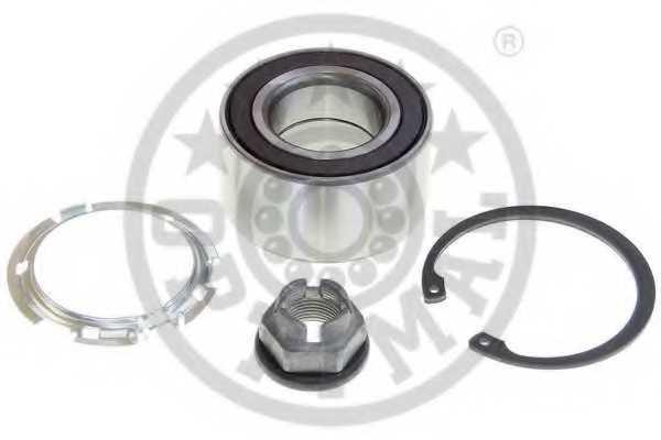 Комплект подшипника ступицы колеса OPTIMAL 701977 - изображение