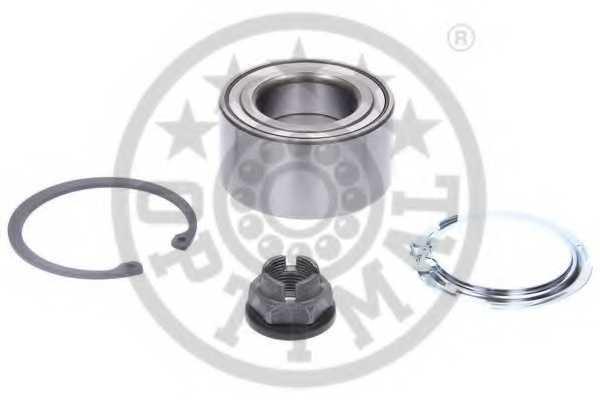 Комплект подшипника ступицы колеса OPTIMAL 701978 - изображение 1