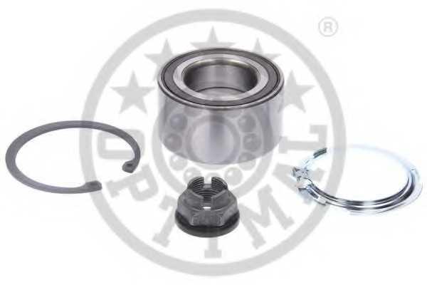 Комплект подшипника ступицы колеса OPTIMAL 701978 - изображение