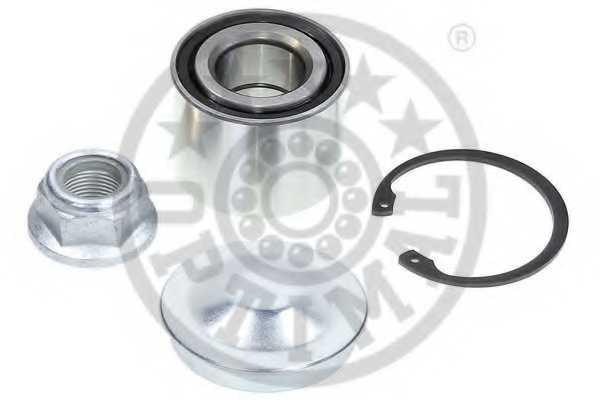 Комплект подшипника ступицы колеса OPTIMAL 702312L - изображение