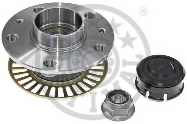 Комплект подшипника ступицы колеса OPTIMAL 702313 - изображение 1