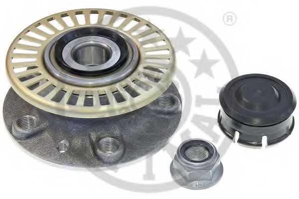 Комплект подшипника ступицы колеса OPTIMAL 702313 - изображение