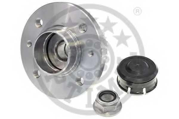 Комплект подшипника ступицы колеса OPTIMAL 702321 - изображение 1