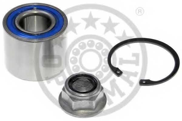 Комплект подшипника ступицы колеса OPTIMAL 702426 - изображение