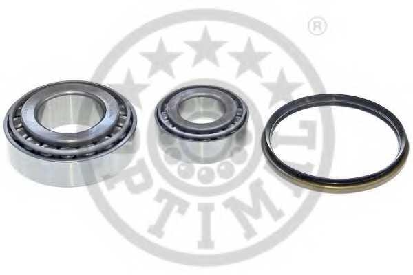 Комплект подшипника ступицы колеса OPTIMAL 702436 - изображение