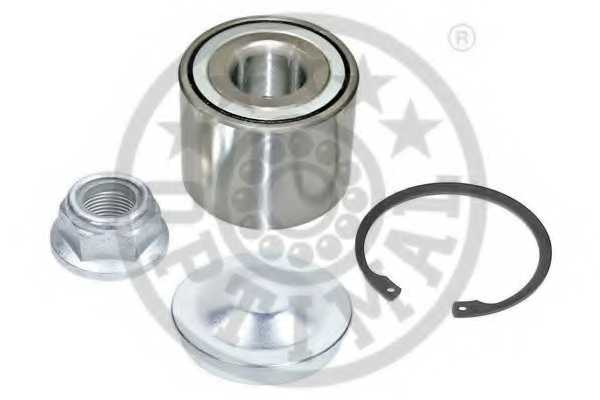 Комплект подшипника ступицы колеса OPTIMAL D-702/7950 / 702603 - изображение