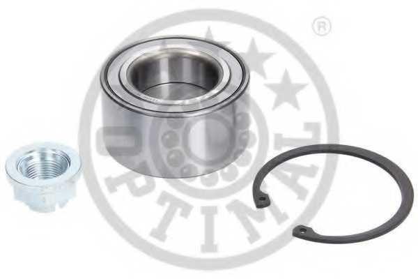 Комплект подшипника ступицы колеса OPTIMAL 702707 - изображение 1