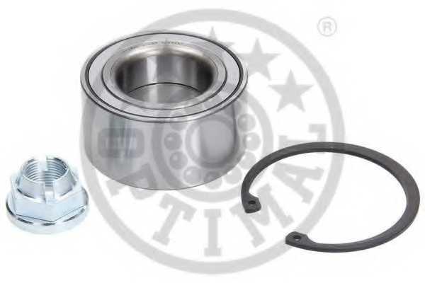 Комплект подшипника ступицы колеса OPTIMAL 702707 - изображение
